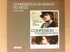 DVD / CONFESSION D'UN ENFANT DU SIECLE / P. DOHERTY / EDITION SPECIALE / TB ETAT