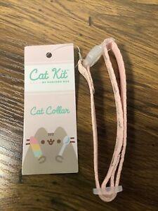 Pusheen Box Cat Kit Summer 2021 Pink Cat Collar