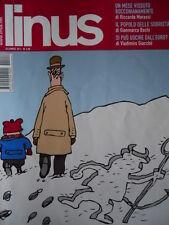 LINUS - Rivista fumetti n°12 2011 [G265]