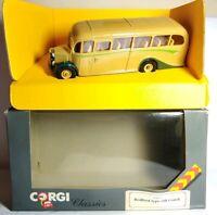 CORGI CLASSICS 1986 DIECAST BEDFORD TYPE OB COACH GREENSLADES TOURS - D949/17