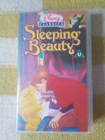 Disney Classics Sleeping Beauty - Rare Yellow Label VHS PALD204762