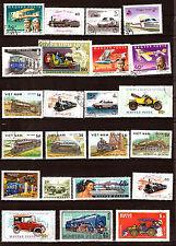 HONGRIE  les Transports :voitures,trains,avions 197B