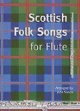 SCOTTISH FOLK SONGS FOR FLUTE Sands Flute & Piano