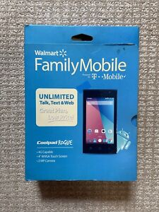 New Coolpad Rogue GSM Smart Phone - T- Mobile