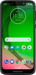 "Motorola Moto G7 Play Deep Indigo 32GB - 2GB  (UNLOCKED) 5.7"" 13MP Grade A"