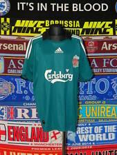 5/5 Liverpool boys 13/14 yrs 164cm football shirt jersey trikot camiseta soccer