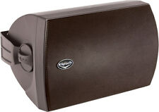 Klipsch AW-650 All Weather Outdoor Speakers Black Pair B Stock