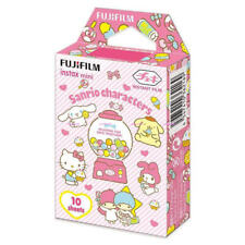 Sanrio Characters Film Instant 10 Sheets For 70 7s 50s 50i 90 25 SP-1 2 Camera