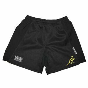 EGGCATCHER australia rugby performance training rugby shorts [black]