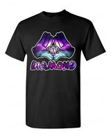 Diamond Galaxy Cartoon Hands T-Shirt Illuminati Cool Graphic Novelty Shirts