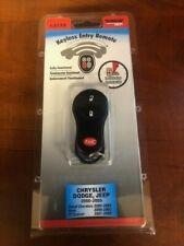 NEW Dorman 13778 Keyless Entry Transmitter for Chrysler Dodge, Jeep - 00-05