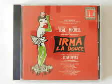 CD Irma La Douce Original Broadway Cast