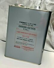 "TOYOTA AUTOMATIC TRANSMISSION FLUID ""WS"" GRADE 4 LITRE CONTAINER ""0888602305"""