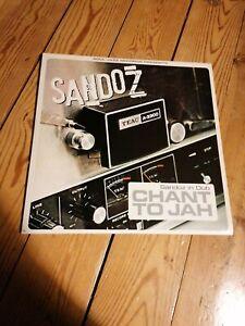 SANDOZ - CHANT TO JAH, MINT - Cabaret Voltaire, Richard H Kirk