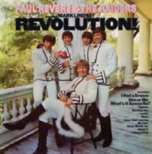 Revolution [Deluxe Expanded Mono Version] by Paul Revere & the Raiders (CD, Apr…