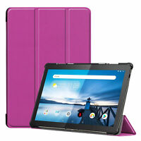 Smart Cover pour Lenovo Tab M10 TB-X605 F/I Coque Fine Étui Tablet Case Support
