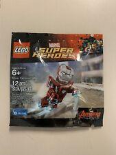 LEGO 5002946 Marvel Super Heroes Silver Centurion Minifigure