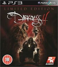 Darkness 2 Limited Edition PS3 NEW