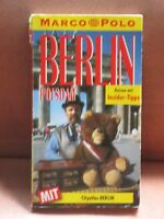 Reiseführer Berlin Potsdam Marco Polo Reisen mit Insider-Tipps Cityatlas Buch €€