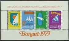 Ned. Antillen postfris 1979 MNH 629 blok - Sailing Regatta (XB2012)
