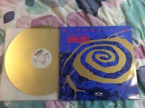Alphaville Breathtaking Blue Songlines LP Laserdisc CD Video Never Played