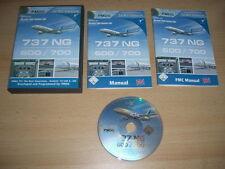 PMDG 737 NG 600/700 Pc  737NG Add-On Flight Simulator 2002 2004  FS2002 FS2004