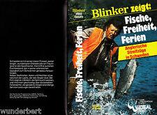 VHS - FISCHE, Freiheit, FERIEN - Anglerische STREIFZÜGE in SCHWEDEN - 40 min