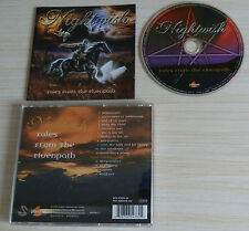 CD ALBUM TALES FROM THE ELVENPATH NIGHTWISH 15 TITRES 2004