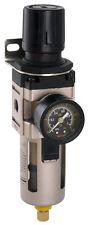 Filtre à air régulateur de pression 1/4 pour spray compressor-air outils humidité piège