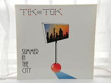 """Tik y Tok-verano en la ciudad 12"""" solo 1982"""