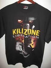 Killzone Kill Zone Liberation Video Game War Is Coming 2006 Sony Black T Shirt M