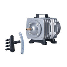 Resun 38L/Min Electromagnetic Air Pump for Fish Pond Aquarium Hydroponics ACO001