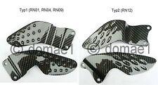 Yamaha YZF-R1 carbon Fersenschützer 1998-2006 RN01 RN04 RN09 RN12 Fersenschoner