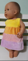 BERENGUER 53-05 SINGING BABY DOLL KIDS TOY! SOFT TOY ABOUT 36CM LONG!