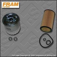 MERCEDES SPRINTER 906 OM646 FRAM OIL FUEL+WP FILTER SERVICE KIT (2006-2009)
