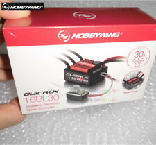 Hobbywing QuicRun WP 16BL30 Brushless speed controller 30A ESC for Trucks 1/16th