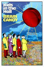 KIDS IN THE HALL: BRAIN CANDY (1996) ORIGINAL MOVIE POSTER  -  ROLLED