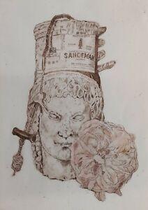 Michaela Krinner 1915 - 2006 - Sandeman