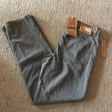 Urban Pipeline Boys Size 18 Slim Straight Gray Pants NWT