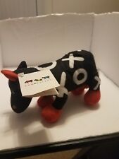 NWT Westland Giftware The Museum Company Hugs And Smooches Plush Cow
