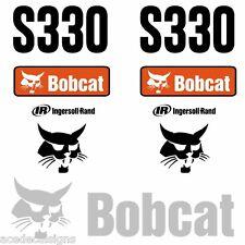 S330 Decals S330 Stickers Bobcat Loader Decals