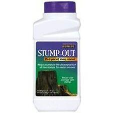 NEW BONIDE 272 1LB BOTTLE GRANULE STUMP OUT TREE STUMP REMOVER READY USE SALE