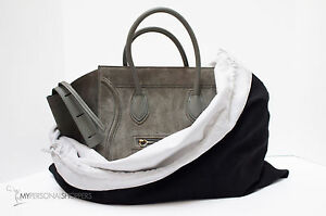 """LUXURIOUS REVERSIBLE BLACK/WHITE DUST BAG Cover - Large 23.75""""W x 19.5""""H"""