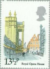 GREAT BRITAIN -1980- London Landmarks - Royal Opera House - MNH Stamp - #912