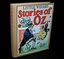 Little Wizard Stories of Oz By L Frank Baum ~ 1914 First Edition Facsimile