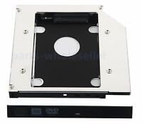 2nd SATA Hard Drive HDD SSD Caddy for Samsung NP300E5C-U06 a02ca Np550p5c-s02au