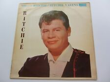 Ritchie Valens Original 1961 U.K. London L.P. Ritchie Valens