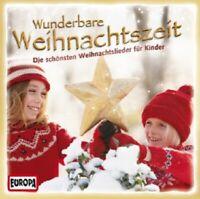 WUNDERBARE WEIHNACHTSZEIT CD NEW