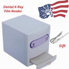 CE Dental X-Ray Film Viewer Reader Scanner Digitizer USB w Intraoral Camera USA