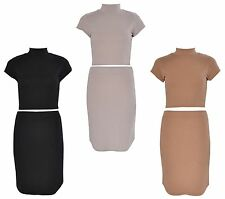 Unbranded Cowl Neck Casual Dresses Midi